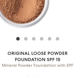 bareMinerals Makeup - BareMinerals Original Loose Powder Foundation